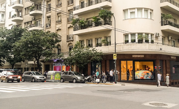 The Best Ten Streets to Shop