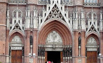 The Cathedral in La Plata