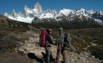 Mythical Mount Fitz Roy