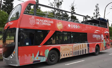 Tourist Bus Córdoba