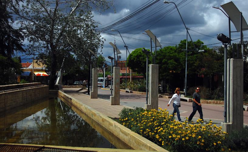 City tour por Mina clavero