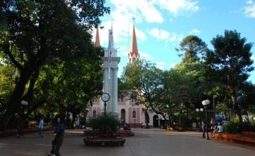 City Tour around Posadas