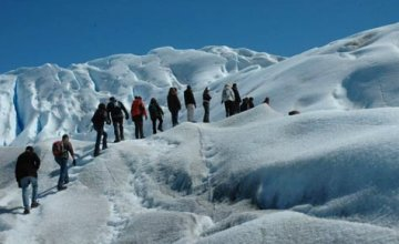 Mini trekking Tour on the Perito Moreno Glacier