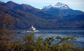 From Bariloche to Puerto Montt across the Lakes