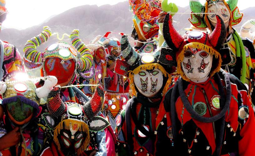 El Carnaval De Tilcara 2018 Carnaval En Jujuy