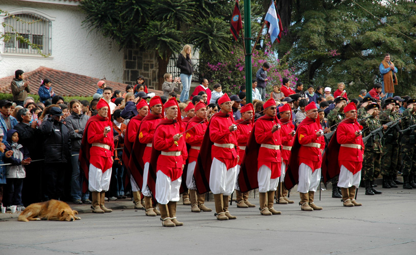Tribute To The Gauchos Of Güemes - Argentina traditions