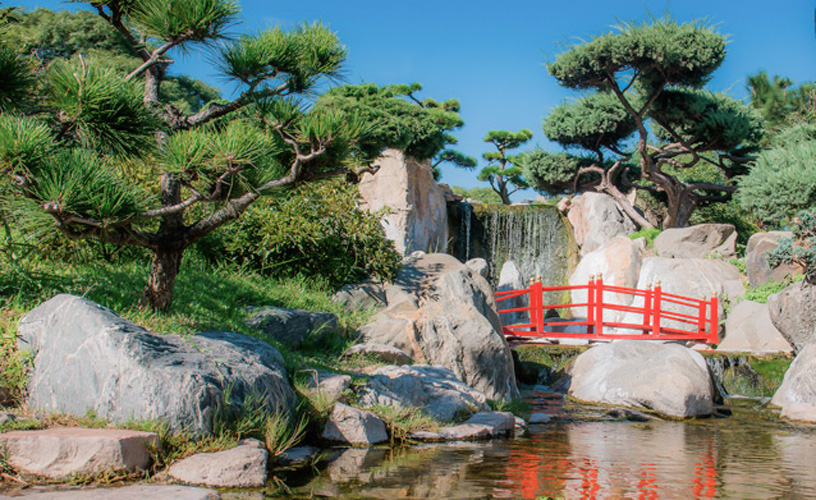 El jard n japon s de buenos aires for Jardin japones