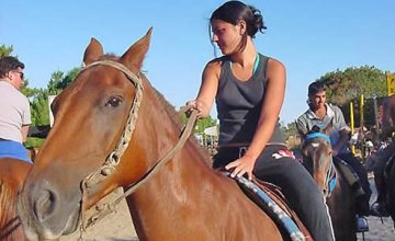 Tour around Gesell and its Surroundings on Horseback