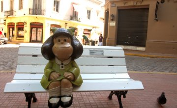 Mafalda is Back in San Telmo