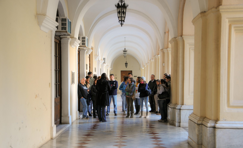 The National University of Cordoba