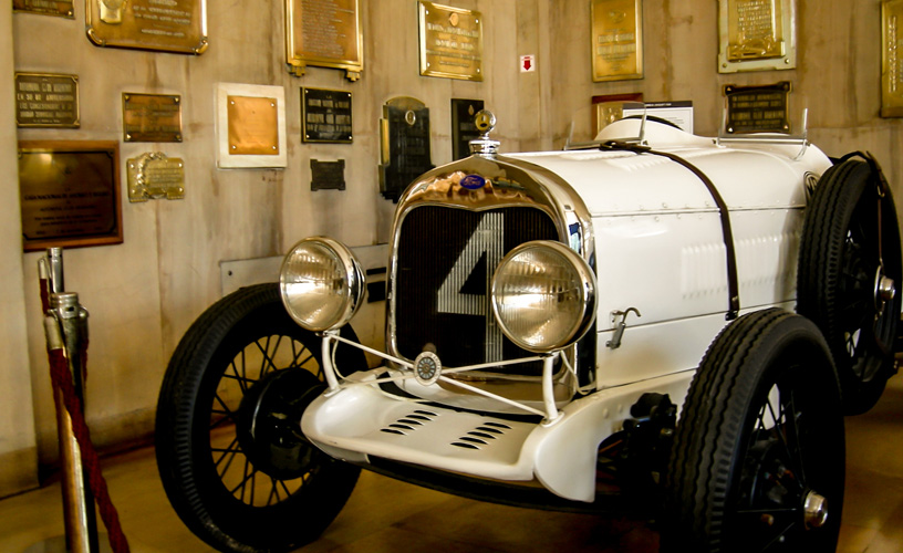 Ford A – Baquet 1929