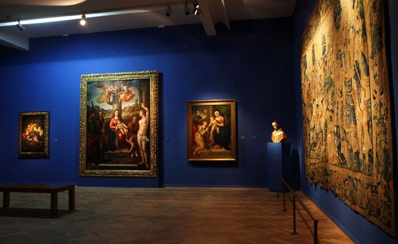 Museo Nacional De Bellas Artes Paintings