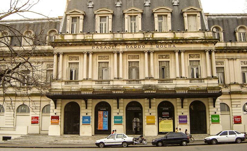 Museo de Arte Contemporáneo Latinoamericano, La Plata