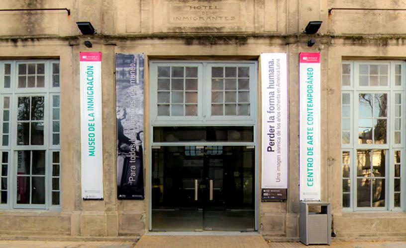 Museo de la inmigraci n buenos aires for Hotel design bs as