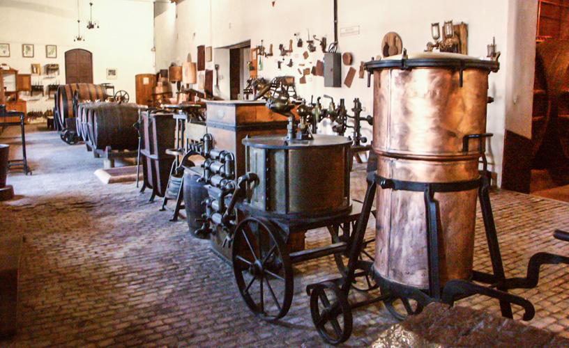 Mendoza: Museo del Vino en Bodegas La Rural