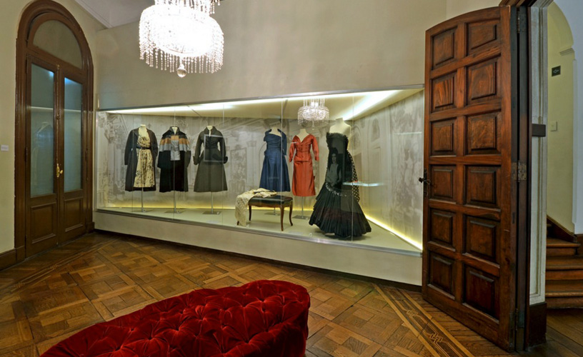 The former First Lady's dresses