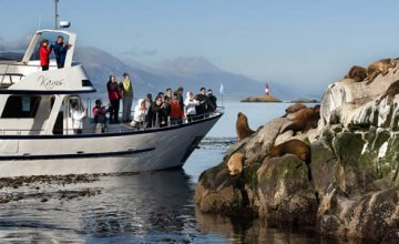 Navigating the Beagle Channel