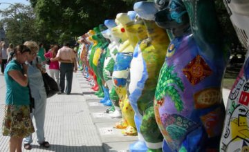 United Buddy Bears in Buenos Aires