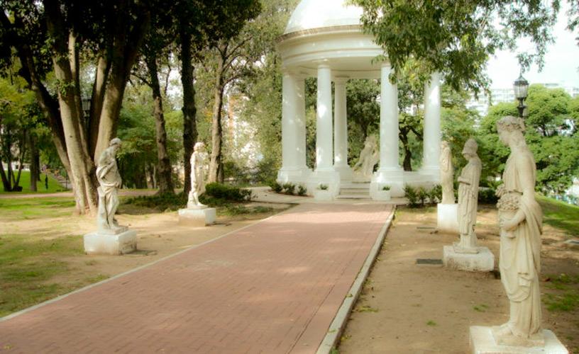 Parque lezama buenos aires for Piletas en buenos aires