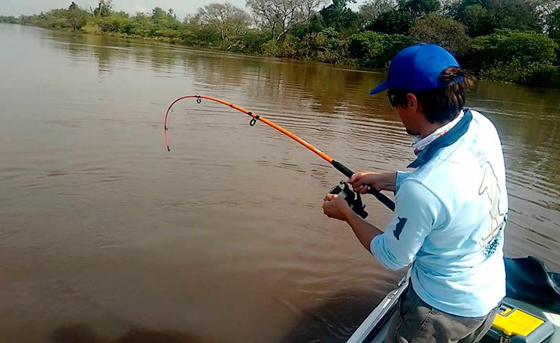 Fishing the paran puerto iguaz for Parana the fish