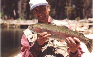 Pesca en el Lago Espejo