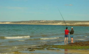 Angling in Puerto Madryn