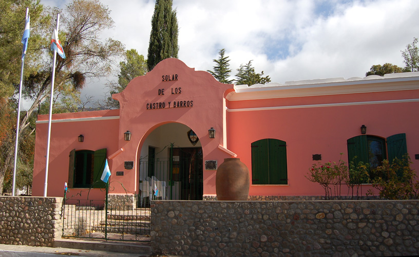 Manor and Historical Museum Castro Barros
