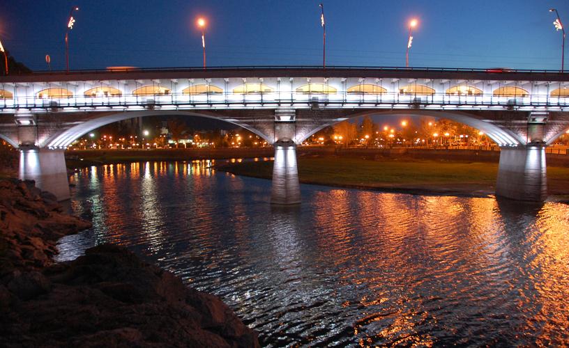 puente uruguay de villa carlos paz cba