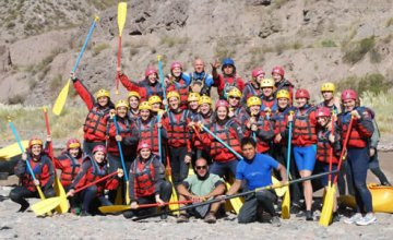 Rafting on the Mendoza River, Pure Adrenaline