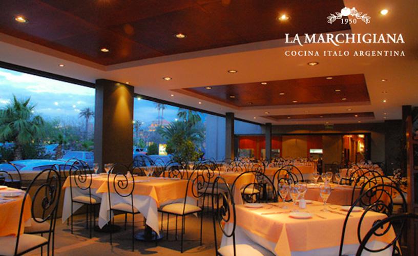 Restaurante La Marchigiana Mendoza