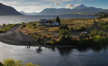 Fishing Season Opening in Patagonia