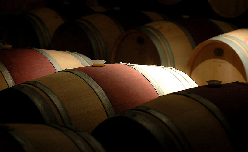 Casks made of French