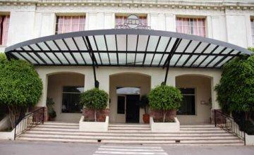 El Legendario Hotel Termas de Rosario de la Frontera