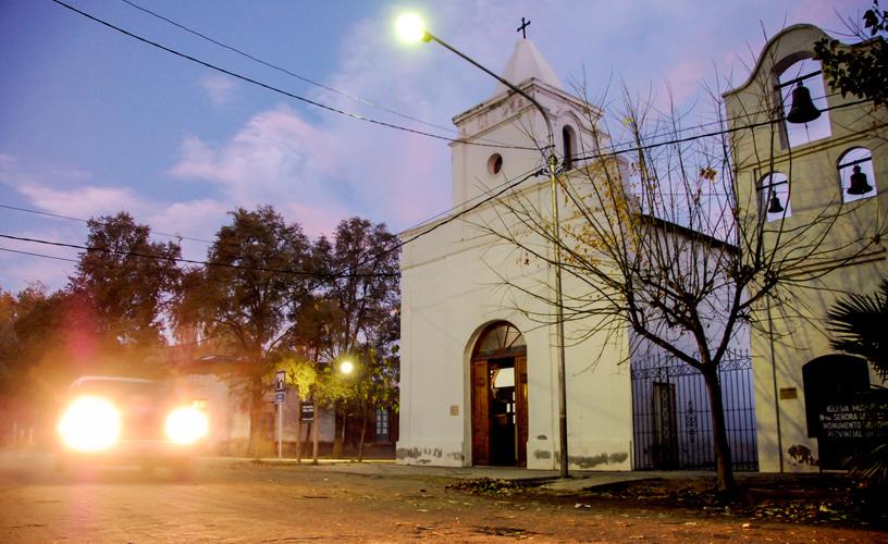 Villa 25 De Mayo San Rafael Mendoza