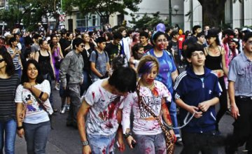 When Buenos Aires Is Invaded by Zombies