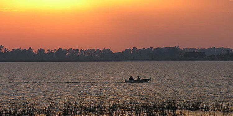 Lugares de pesca Buenos Aires