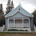 Capilla en la estancia Mar�a Behety