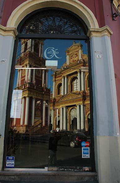 Puerta Espejo Fotos De Salta Archivo Wa 2979