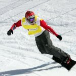 Snowboard Cross World Cup en Chapelco