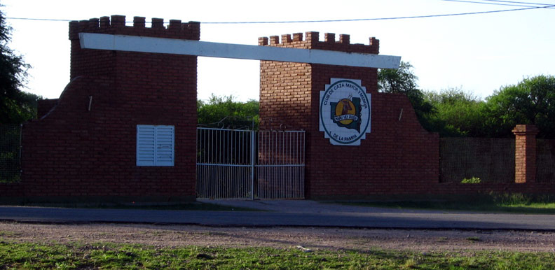 Club de caza mayor y menor - Santa Rosa