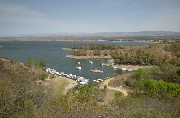 Lago Embalse - Santa Rosa de Calamuchita