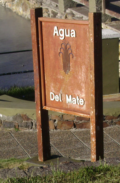 Agua para mate - Hot springs and spa in Argentina