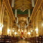 Inside the Cathedral of Tucum�n