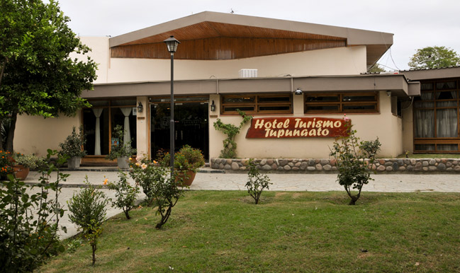 Hotel Turismo Tupungato