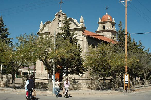 Iglesia Sagrado Corazón - Fotos de Zapala - Archivo wa-5444 6cacfa19125